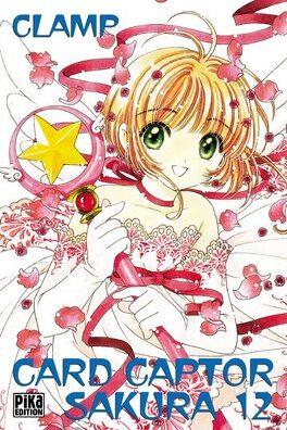 Couverture du livre : Card Captor Sakura, Tome 12