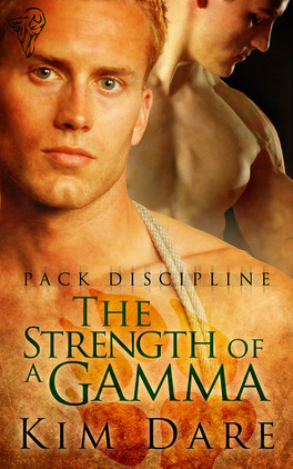 Couverture du livre : Pack Discipline, Tome 2 : The Strength of a Gamma