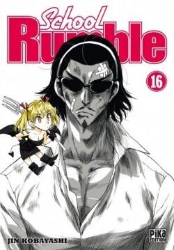 Couverture du livre : School Rumble, Tome 16