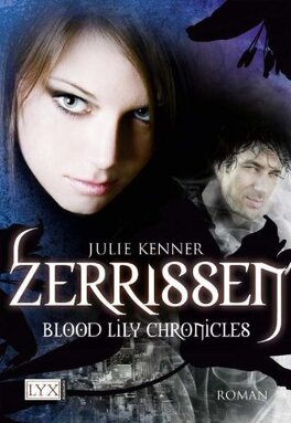 Couverture du livre : The Blood Lily Chronicles, Tome 2 : Torn