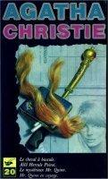 Couverture du livre : Le cheval à bascule / Allô Hercule Poirot / Le mystérieux Mr Quinn / Mr Quinn en voyage - Tome 20