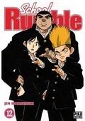 School Rumble, Tome 12