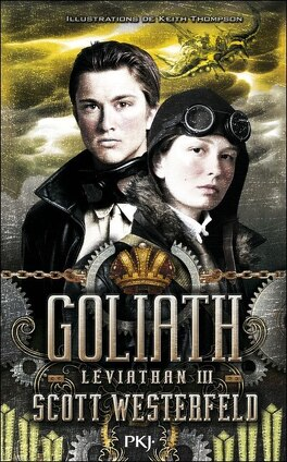 Couverture du livre : Léviathan, Tome 3 : Goliath