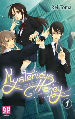 Couverture du livre : Mysterious Honey, Tome 1