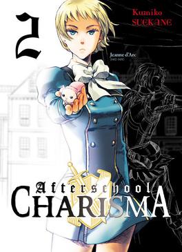 Couverture du livre : Afterschool Charisma, Tome 2