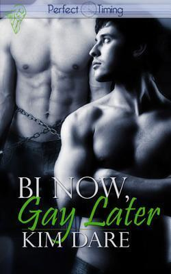 Couverture du livre : Perfect Timing, Tome 5 : Bi Now, Gay Later