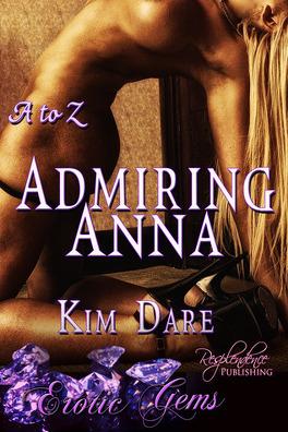 Couverture du livre : The Whole A-Z, Tome 2 : Admiring Anna