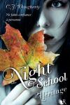 couverture Night School, tome 2 : Héritage