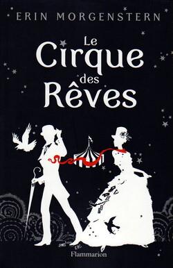 Couverture de Le Cirque des rêves