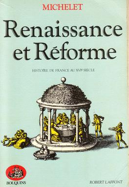 Couverture du livre : Renaissance et Réforme : histoire de France au 16e siècle