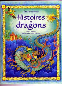 Couverture du livre : Histoires de Dragons