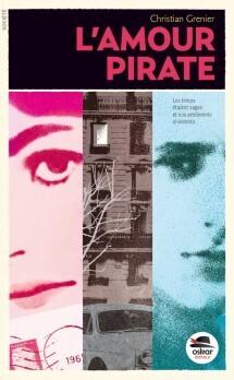 Couverture du livre : L'amour-pirate