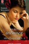 couverture Les Célibataires, Tome 3 : Secrets intimes