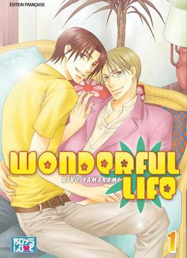 Couverture du livre : Wonderful Life, Tome 1