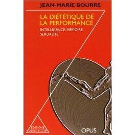 Couverture du livre : La diététique de la performance