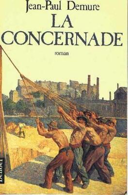Couverture du livre : La Concernade