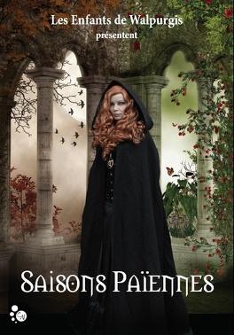 Couverture du livre : Saisons Païennes