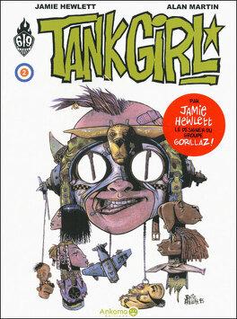 Couverture du livre : Tank Girl, Tome 2