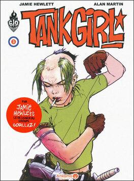 Couverture du livre : Tank Girl, Tome 3