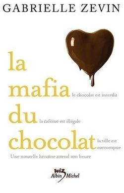 Couverture de La Mafia du chocolat, Tome 1
