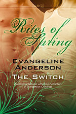Couverture du livre : Dangerous Cravings, Tome 2 : The Switch