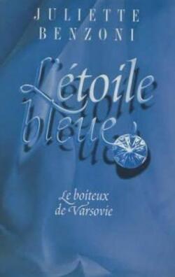Couverture de Le Boiteux de Varsovie, Tome 1 : L'Étoile bleue