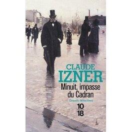 Couverture du livre : Minuit, impasse du cadran