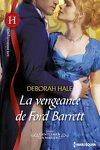 couverture Gentlemen à marier, tome 1 : La vengeance de Ford Barett