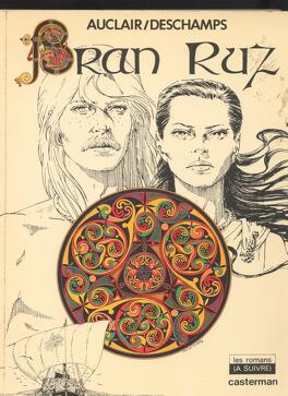 Couverture du livre : Bran Ruz
