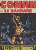 Conan le barbare,les clous rouges