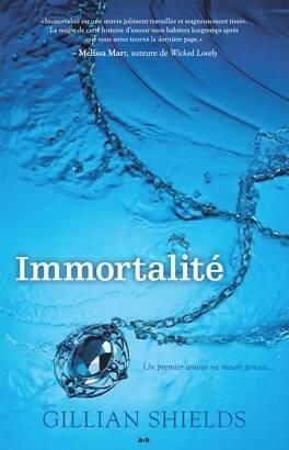 Couverture du livre : Immortalité, Tome 1 : Immortalité