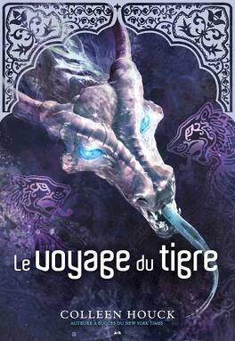 Couverture du livre : L'Odyssée du tigre