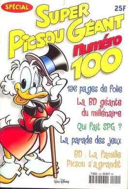 Couverture du livre : Super Picsou Géant n°100