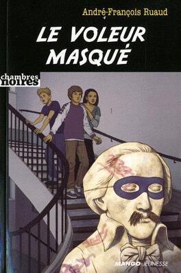 Couverture du livre : Le Voleur masqué