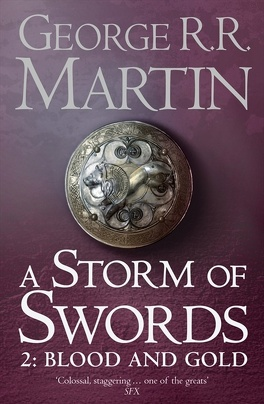 Couverture du livre : A Storm of Swords, Tome 2 : Blood and gold