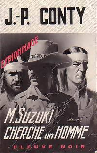 Couverture du livre : M. Suzuki cherche un homme