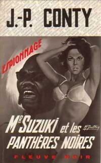Couverture du livre : Mr Suzuki et les panthères noires