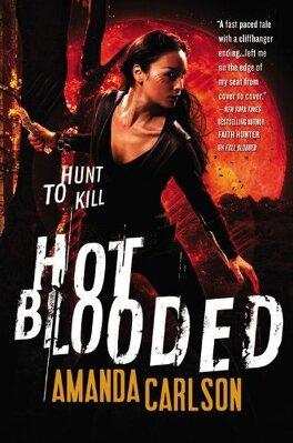 Couverture du livre : Jessica McClain, Tome 2 : Hot Blooded