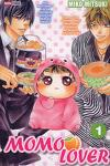 couverture Momo Lover, Tome 1