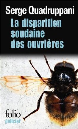 Couverture du livre : La disparition soudaine des ouvrières