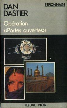 """Couverture du livre : Opération """"Portes Ouvertes"""""""