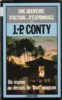 Couverture du livre : Un espion au-dessus de tout soupçon