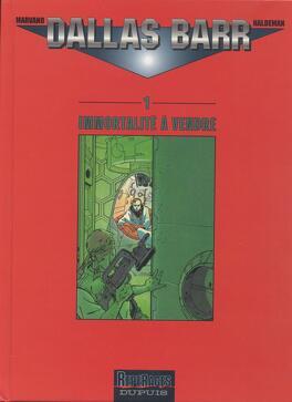 Couverture du livre : Dallas Barr, Tome 1 : Immortalité à vendre