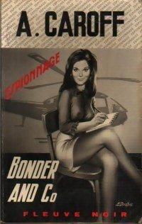 Couverture du livre : Bonder and Co