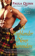 MacGregors, Tome 2 : A Highlander Never Surrenders
