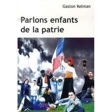 Couverture du livre : Parlons enfants de la patrie