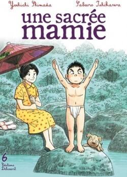 Couverture du livre : Une sacrée mamie, Tome 6