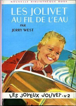 Couverture du livre : Les Jolivets au fil de l'eau