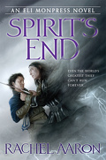 La légende d'Eli Monpress, Tome 5 : Spirit's End