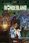 couverture Little Alice in Wonderland, tome 1 : Run, rabbit, run !
